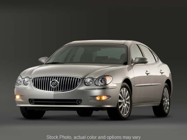 2009 Buick LaCrosse 4d Sedan CX at Express Auto near Kalamazoo, MI