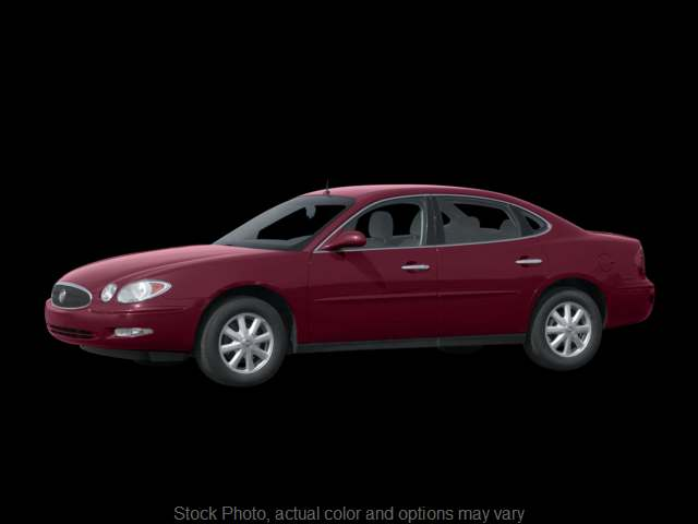 2009 Buick LaCrosse 4d Sedan CXL at Action Auto Group near Oxford, MS