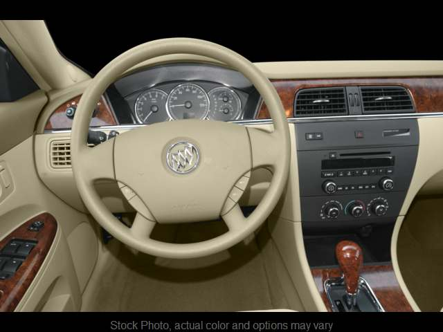 Used 2009  Buick LaCrosse 4d Sedan CXL at Action Auto Group near Oxford, MS
