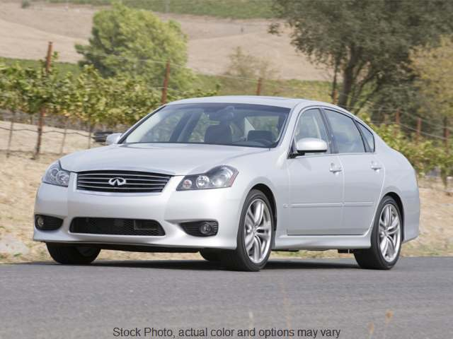 Used 2009  Infiniti M35 4d Sedan at Bill Fitts Auto Sales near Little Rock, AR