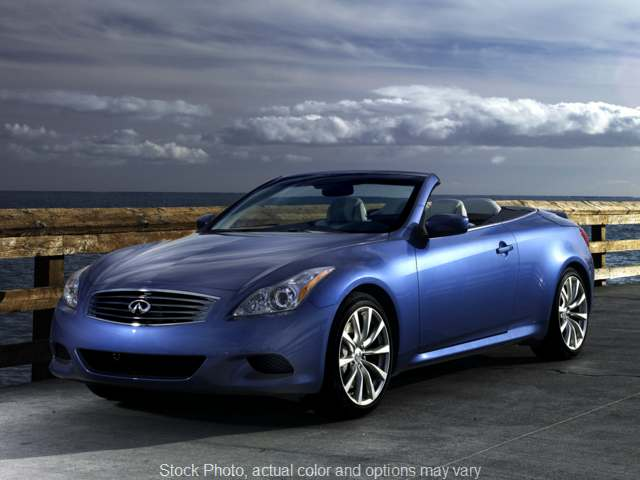 Used 2010 Infiniti G37 2d Convertible at Ted Ciano Car Truck and SUV Center near Pensacola, Florida