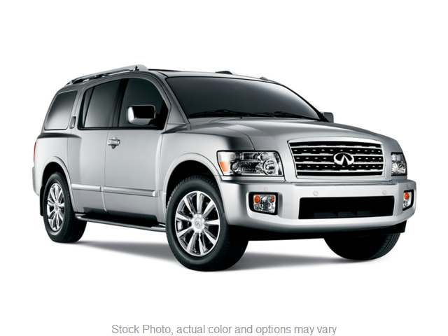 Used 2008  Infiniti QX56 4d SUV RWD at Bill Fitts Auto Sales near Little Rock, AR