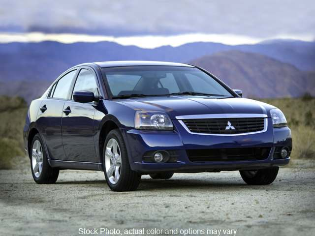 2009 Mitsubishi Galant 4d Sedan ES at Good Wheels near Ellwood City, PA