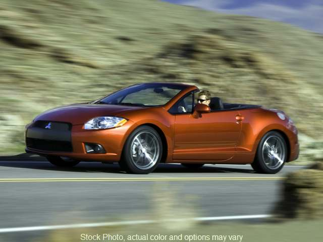 Used 2009  Mitsubishi Eclipse 2d Convertible GT AT at Bill Fitts Auto Sales near Little Rock, AR