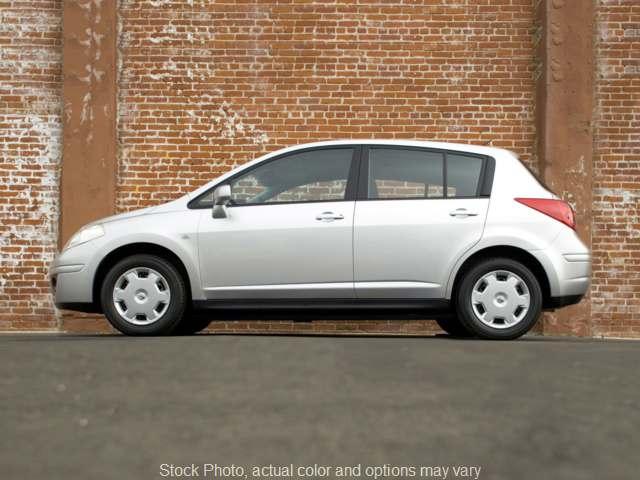 Used 2012  Nissan Versa 4d Hatchback S 6spd at Camacho Mitsubishi near Palmdale, CA
