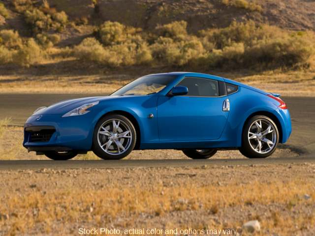 Used 2009  Nissan 370Z 2d Coupe 6spd at Bill Fitts Auto Sales near Little Rock, AR