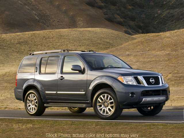 2012 Nissan Pathfinder 4d SUV RWD S at Solutions Auto Group near Chickasha, OK