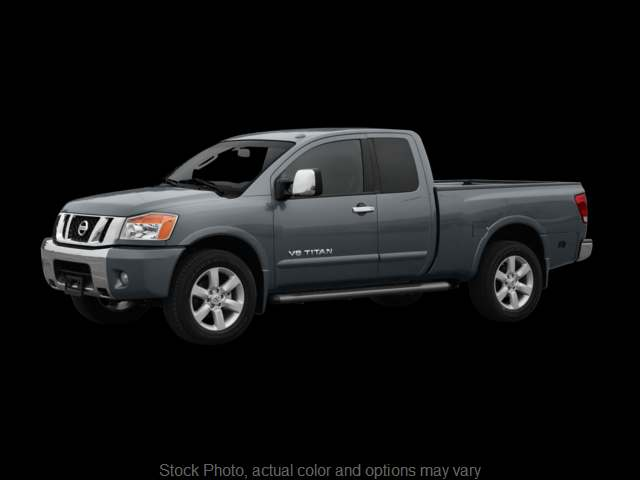 Used 2009  Nissan Titan 2WD King Cab SE Longbed at Frank Leta Automotive Outlet near Bridgeton, MO