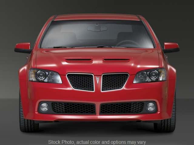 Used 2009  Pontiac G8 4d Sedan Base at Estle Auto Mart near Hamler, OH