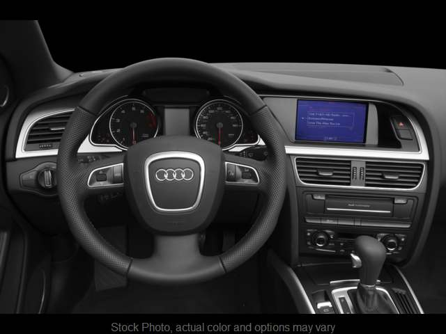 Used 2010  Audi A5 2d Convertible 2.0T Quattro Premium+ at Bedford Auto Giant near Bedford, OH