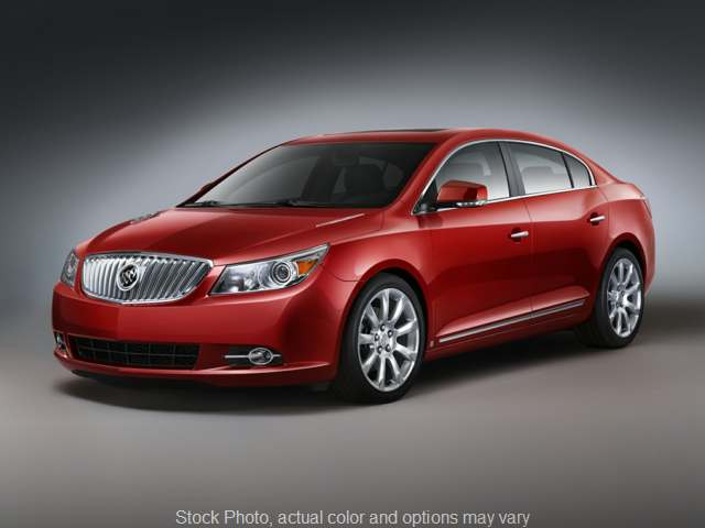 Used 2010 Buick LaCrosse 4d Sedan AWD CXL at Express Auto near Kalamazoo, MI