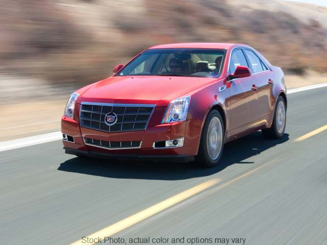 2011 Cadillac CTS 4d Sedan RWD 3.0L Luxury at Mike Burkart Ford near Plymouth, WI