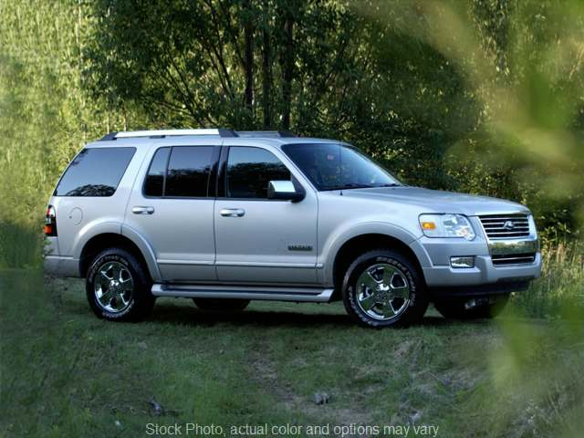 Used 2010  Ford Explorer 4d SUV 2WD XLT at Bill Fitts Auto Sales near Little Rock, AR