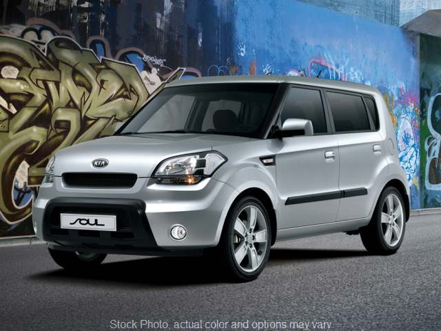 Used 2010  Kia Soul 4d Hatchback + Auto at Car Solutions 4 U near Rogers, AR