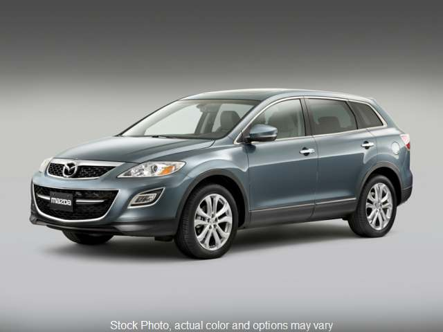 2012 Mazda CX-9 4d SUV AWD Sport at Express Auto near Kalamazoo, MI