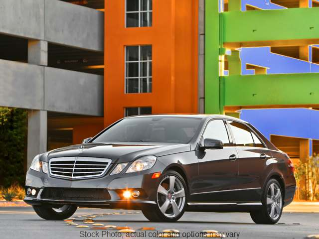 Used 2013  Mercedes-Benz E-Class 4d Sedan E350 Luxury at Camacho Mitsubishi near Palmdale, CA