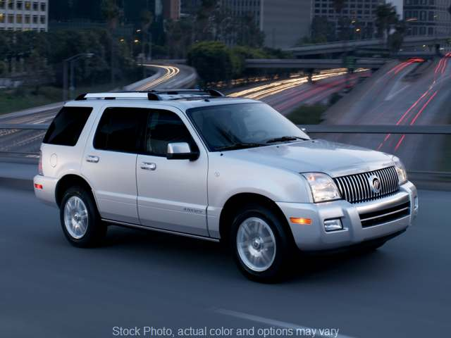 2010 Mercury Mountaineer 4d SUV 2WD at Action Auto Group near Oxford, MS
