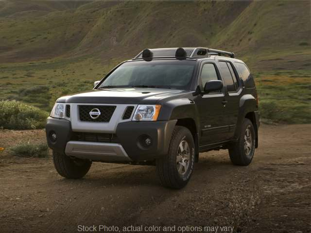 2011 Nissan Xterra 4d SUV 4WD S Auto at Graham Auto Group near Mansfield, OH
