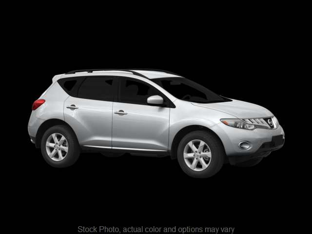 Used 2010  Nissan Murano 4d SUV AWD SL at Bobb Suzuki near Columbus, OH