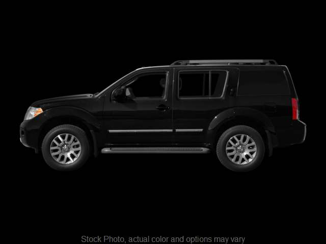 Used 2010  Nissan Pathfinder 4d SUV RWD LE at The Gilstrap Family Dealerships near Easley, SC