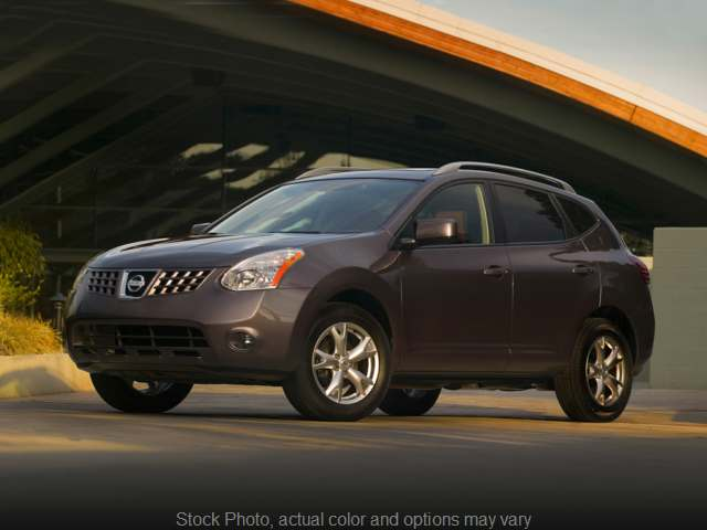 2010 Nissan Rogue 4d SUV AWD Krom at Bobb Suzuki near Columbus, OH