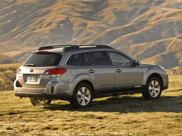 Used 2012  Subaru Outback 4d SUV i Limited Moonroof at Bill Fitts Auto Sales near Little Rock, AR