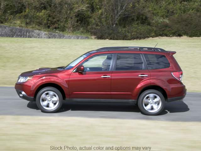 Used 2010  Subaru Forester 4d SUV X Special Edition 5spd at Express Auto near Kalamazoo, MI