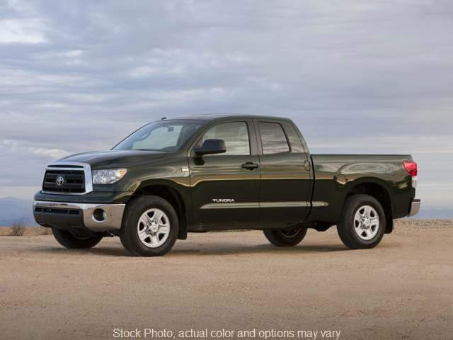 2011 Toyota Tundra 4WD Double Cab 4.6L at Graham Auto Group near Mansfield, OH