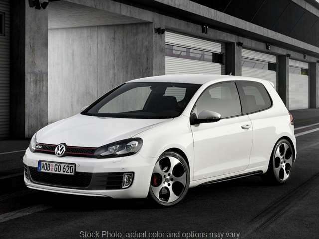 Used 2010  Volkswagen GTI 3d Hatchback 6spd at My Car Auto Sales near Lakewood, NJ
