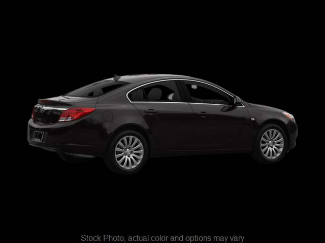 Used 2011  Buick Regal 4d Sedan CXL RL4 at Express Auto near Kalamazoo, MI