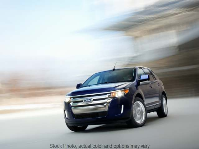 2014 Ford Edge 4d SUV FWD SEL at Carriker Auto Outlet near Knoxville, IA