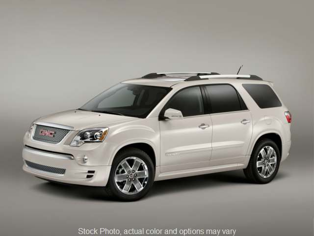 2011 GMC Acadia 4d SUV AWD Denali at The Car Shoppe near Queensbury, NY