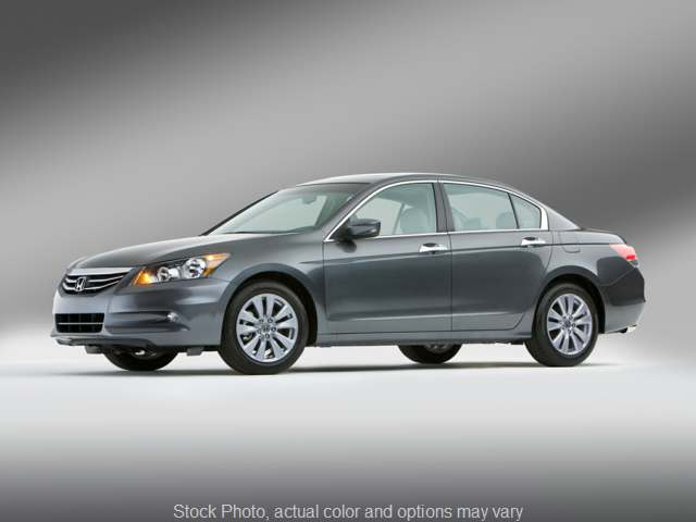 Used 2012  Honda Accord Sedan 4d LX Auto at Express Auto near Kalamazoo, MI