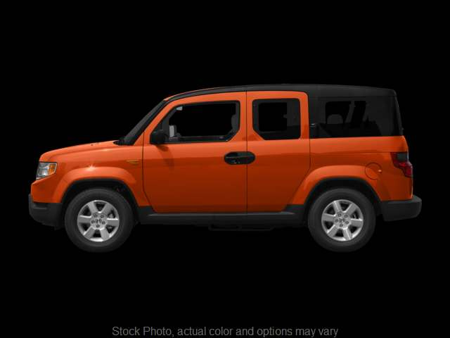 Used 2011  Honda Element 4d SUV 4WD EX at Graham Auto Group near Mansfield, OH