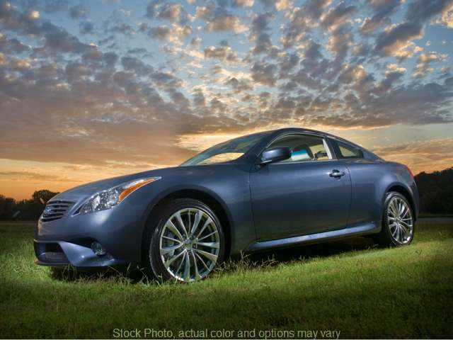 Used 2011 Infiniti G37 2d Coupe X AWD at Ted Ciano Car Truck and SUV Center near Pensacola, Florida