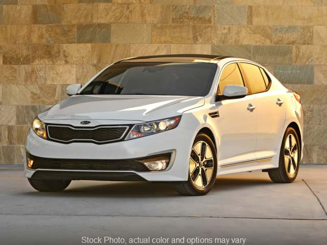 Used 2013 Kia Optima Hybrid 4d Sedan EX at CarTopia near Kyle, TX