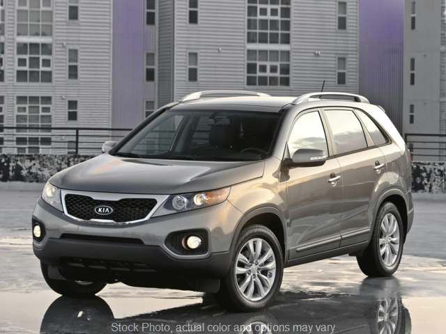 Used 2011  Kia Sorento 4d SUV AWD EX at Graham Auto Group near Mansfield, OH