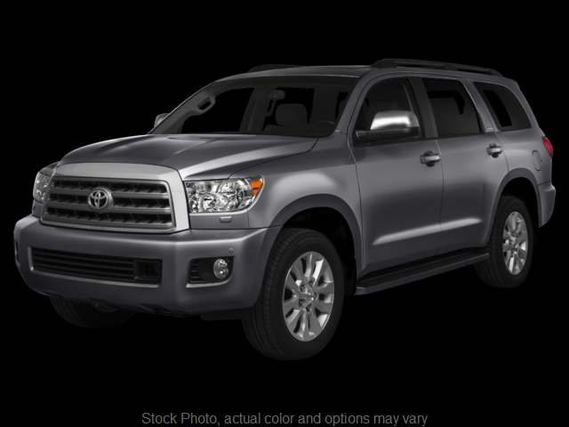 Used 2014  Toyota Sequoia 4d SUV 4WD Platinum FFV at Graham Auto Group near Mansfield, OH
