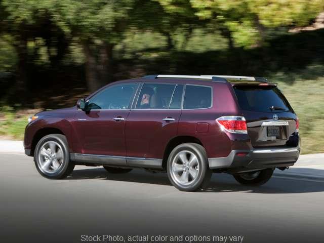 Used 2013  Toyota Highlander 4d SUV AWD at Monster Motors near Michigan Center, MI
