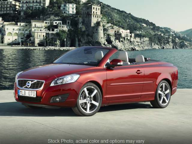 Used 2011  Volvo C70 2d Convertible at Bill Fitts Auto Sales near Little Rock, AR