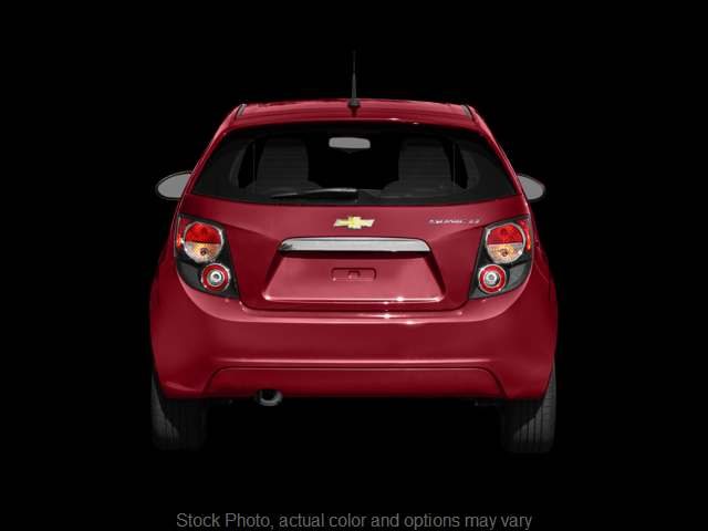 Used 2014  Chevrolet Sonic 4d Hatchback LT AT at The Gilstrap Family Dealerships near Easley, SC