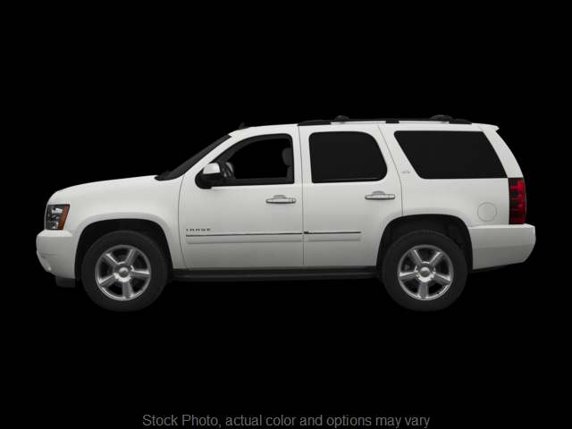 Used 2012  Chevrolet Tahoe 4d SUV 4WD LTZ at Charbonneau Car Center near Dickinson, ND
