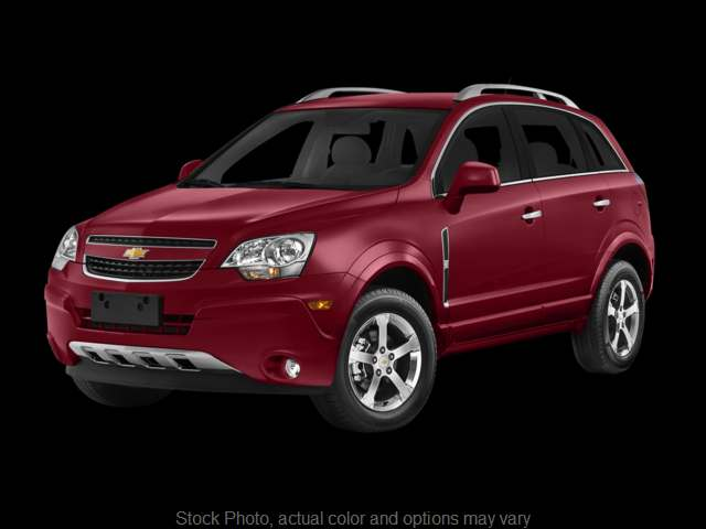 Used 2012  Chevrolet Captiva Sport 4d SUV FWD LS2 at Bobb Suzuki near Columbus, OH