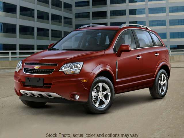 Used 2014  Chevrolet Captiva Sport 4d SUV FWD LS2 at Butler Preowned Auto Sales near Butler, PA