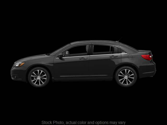 2012 Chrysler 200 4d Sedan S at Ypsilanti Imports near Ypsilanti, MI