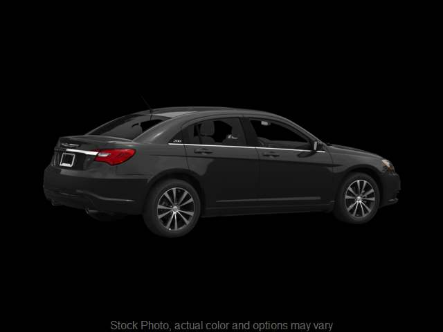 Used 2012  Chrysler 200 4d Sedan S at Ypsilanti Imports near Ypsilanti, MI