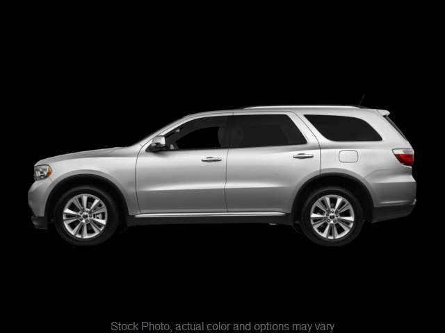 2012 Dodge Durango 4d SUV AWD Crew at Naples Auto Sales near Vernal, UT