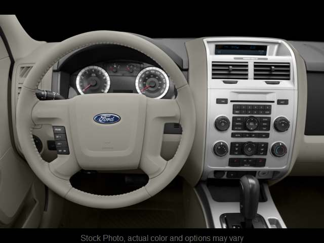 Used 2012  Ford Escape 4d SUV FWD XLT at Nissan of Paris near Paris, TN
