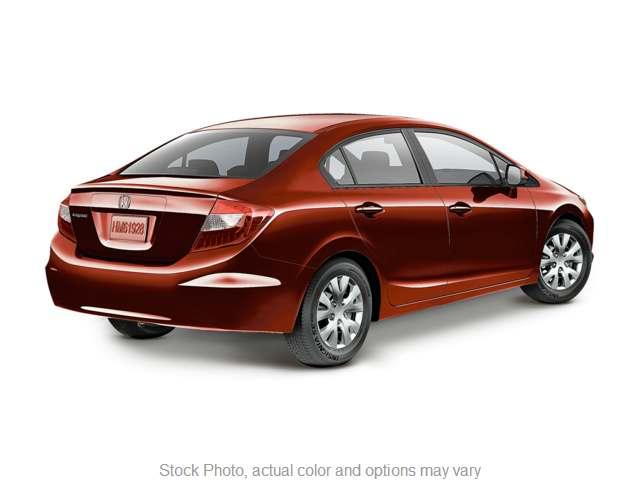 Used 2012  Honda Civic Sedan 4d LX Auto at Camacho Mitsubishi near Palmdale, CA