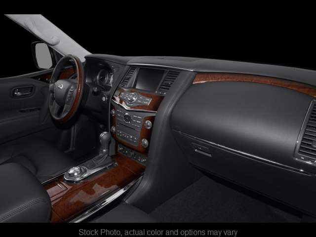 Used 2012  Infiniti QX56 4d SUV 4WD at Bill Fitts Auto Sales near Little Rock, AR